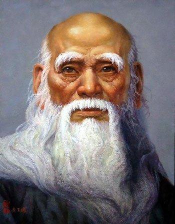 【《老子标准画像》北京问世】